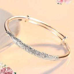 925 Sterling Zilveren Armband Voor Vrouwen Sieraden Verstelbare Armbanden