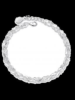 925 sterling zilver verstelbare ketting hart armband voor vrouwen