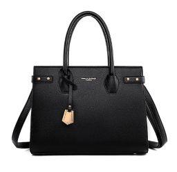 Nieuwe Luxe Dames Handtassen Vrouwelijke Lederen Schoudertas Top Handvat Crossbody Tassen