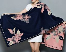 Verdikking warme Pashmina kasjmier sjaal multifunctionele deken