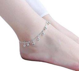 925 zilveren enkelbanden voor vrouwen
