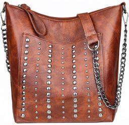 Nieuwe dames handtassen zachte pu lederen luxe handtassen damestassen designer schoudertassen met hoge capaciteit voor dames