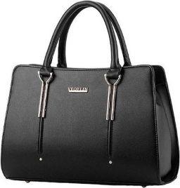 Dames Crossbody Tas-Zwart