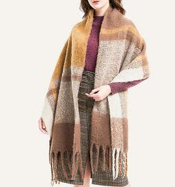 Dikke Mode Sjaal Voor Vrouwen