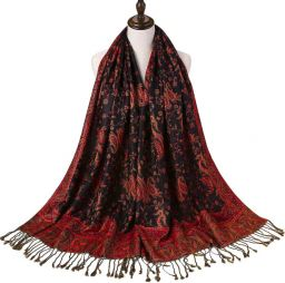 Warme Dikke Mode Winter Sjaal Voor Vrouwen